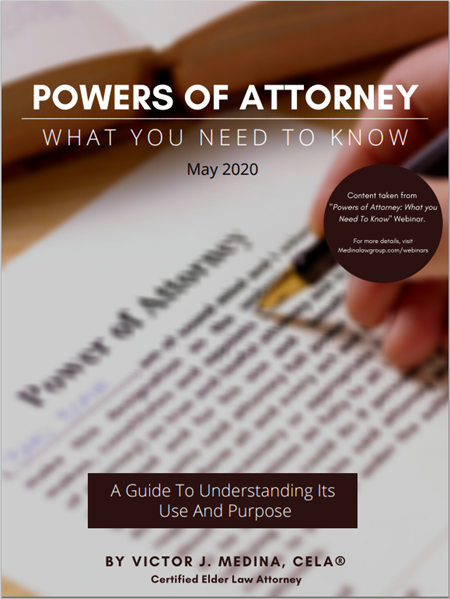 Powers Of Attorney What You Need To Know